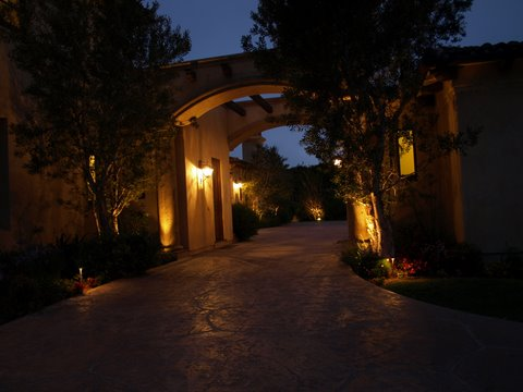 Westlake Village Landscape Lighting Modern Landscape  Lighting
