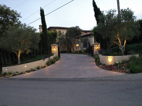 Westlake Village Landscape Lighting Exterior Lighting