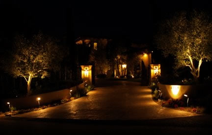 Westlake Village Landscape Lighting Fixtures