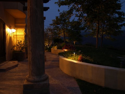 Westlake Village Landscape Lighting Outdoor Lighting